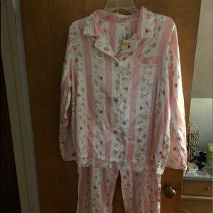 Light Pink Pajamas